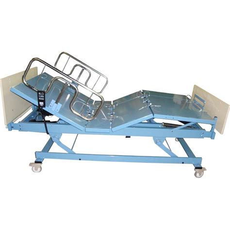 medline hospital bed medline pride electric bariatric bed