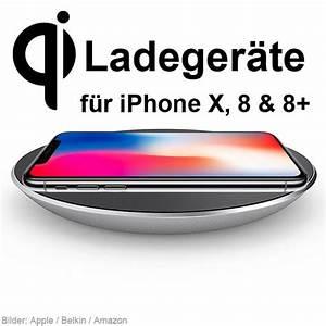 Iphone 7 Induktion : qi ladeger t f r apple iphone x iphone 8 plus und mehr ~ Eleganceandgraceweddings.com Haus und Dekorationen