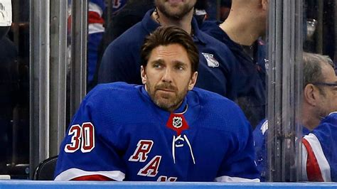Henrik Lundqvist plays in 52 games, third fewest of his ...