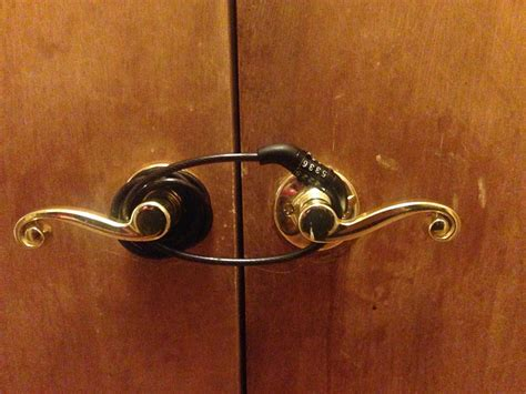 pantry door lock january 2014 autism out