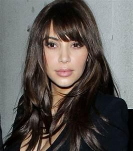 Frange Cheveux Long : coiffure frange ~ Melissatoandfro.com Idées de Décoration