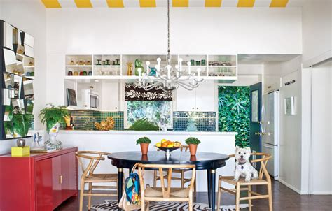 eclectic kitchen ideas bold colorful kitchen eclectic kitchen san