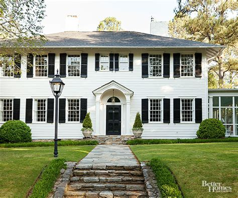 colonial style homes colonial style home ideas