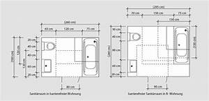 Behindertengerechtes Bad Maße : barrierefreie b der nach din 18040 2 ma e grundrisse ~ A.2002-acura-tl-radio.info Haus und Dekorationen