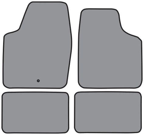 Chevy Impala Floor Mats 2016 2006 2016 Chevrolet Impala Cutpile 4pc Factory Fit Floor Mats Ebay