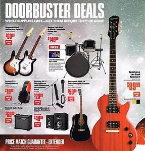 Black Friday 2015: Guitar Center Ad Scan - BuyVia
