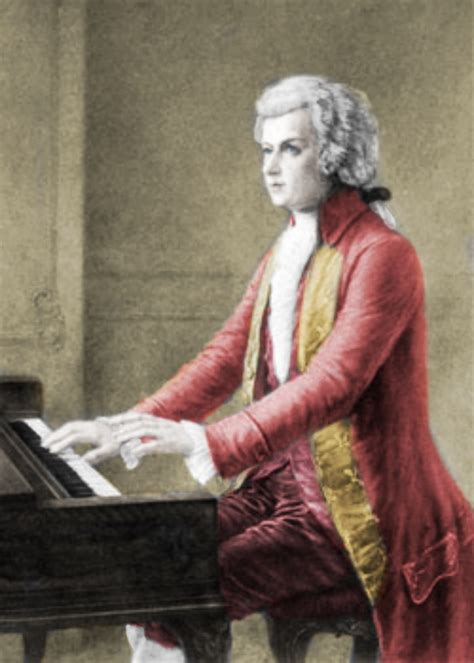 Thoughts From A Young Writer Mozart Austrias Wonder Child