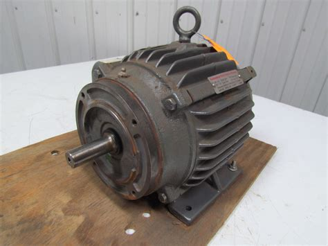 emerson us motors a1p3c e066b 1hp 3ph electric motor