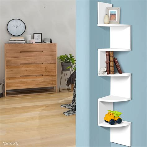 space saving  tier corner wall shelf  storage queen