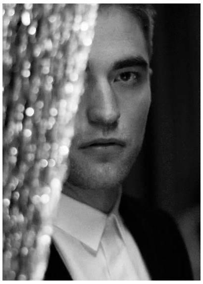 Pattinson Robert Dior Rob Homme Kristen Stewart