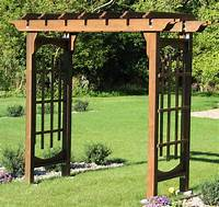 building an arbor How to Build an Arbour on a Low Budget