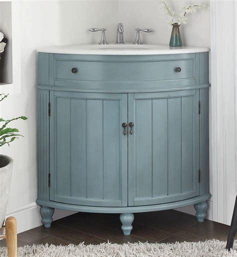 Vintage Style Bathroom Vanity by 24 Vintage Light Blue Cottage Style Thomasville Bathroom