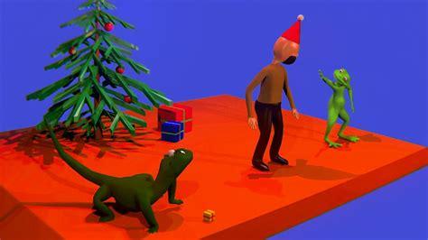 advent video blender weihnachten animation lustig youtube