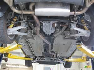 2008 saturn sky red line roadster undercarriage photo