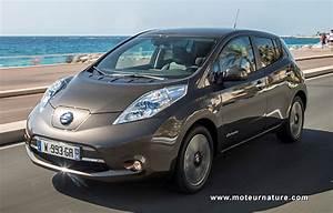 Autonomie Nissan Leaf : nissan leaf batterie 30 kwh 25 d 39 autonomie en plus ~ Melissatoandfro.com Idées de Décoration