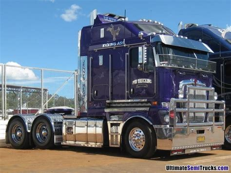 big kenworth trucks pib trucking k200 big cab kenworth 18 wheelers