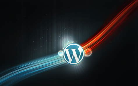 Dynamic Wordpress For Bloggers Lovers Hd Wallpaper Hd