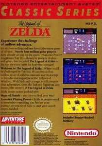 The Legend Of Zelda Box Art Zelda Xtreme