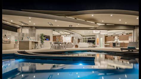 Home From The Future - Modern Contemporary Futuristic Home ...