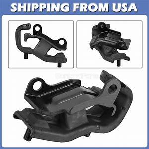 Front Auto Trans Mount A6582 For Acura Cl Tl 3 2l 01