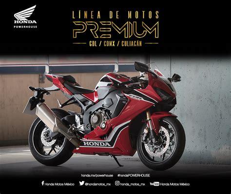 Las Motocicletas Premium De Honda Muy Cerca De Ti Gracias