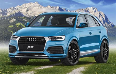 Abt Develops Performance Upgrade For Audi Q3 20 Tdi