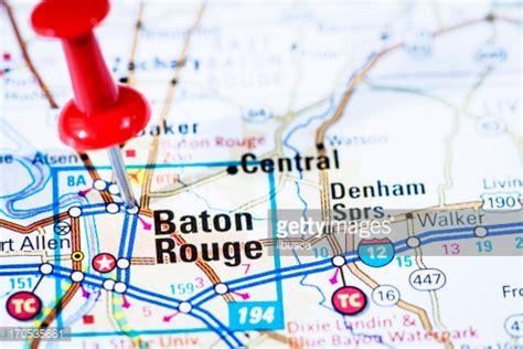us capital cities on map series baton louisiana la