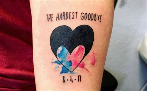 meaningful tattoos  memorialize miscarriage