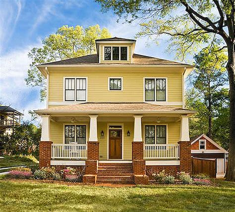 traditional  square house plan ph architectural designs house plans