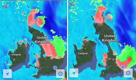 weather range forecast uk uk weather forecast where will snow hit britain this week