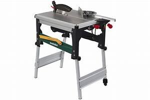 Scie Sur Table Metabo : kity rouen vente de machines a bois et pieces detachees ~ Dailycaller-alerts.com Idées de Décoration