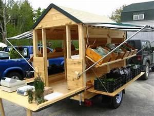 Portable Farm Stand Home Design, Garden & Architecture
