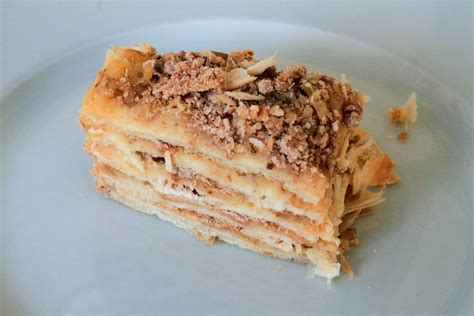 I'm on the verge of death! Best Napoleon Pastry Cake Recipe In The Town - pastrylife.net