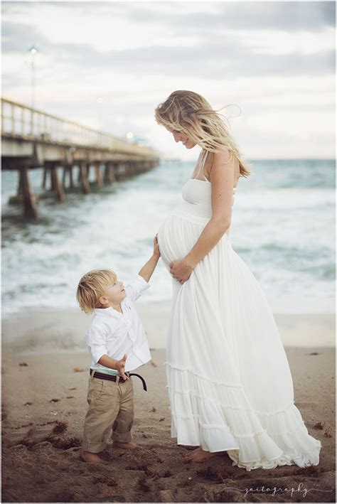 fort lauderdale beach maternity session south florida