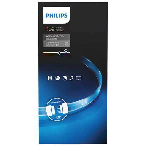 philips hue lightstrip plus extension add on smart led