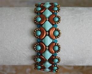 Beaded Bracelet Tutorial Bead Pattern Calliope Bracelet