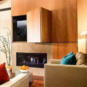 les 44 meilleures images du tableau cacher sa tv dans un With meuble pour cacher tv