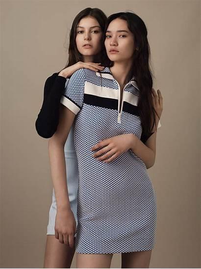 Models Mona Pt Irina Shnitman Usseek Lvmh