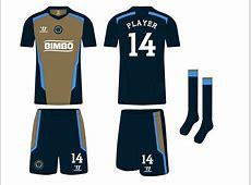 New Soccer Kit Template Concepts Chris Creamer's
