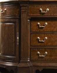 mahogany and more sideboards american cherry buffet