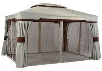 empire 53 shelter 10x12 olefin roof poly curtains