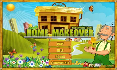 Home Design Makeover Android : Free Free Hidden Object Games