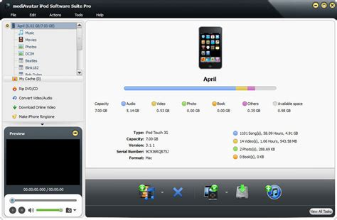 ipod software suite transfer dvdcdvideomusiconline