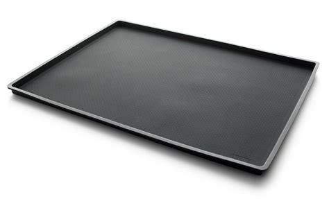 lekue  spill nonstick silicone baking mat  cutlery