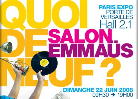salon emmaus juin 2008 en mode fashion