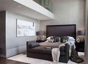 petite chambre a coucher comment lamenager With couleur de chambre a coucher moderne