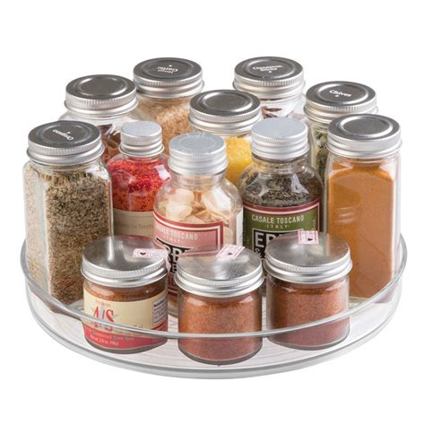 Kitchen Organization Turntable by 5 Ways To Use A Lazy Susan Perfectly Placed Organization