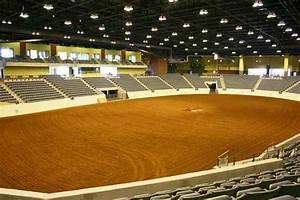 Indoor Equestrian Event Arena - Kentucky Horse Park ...