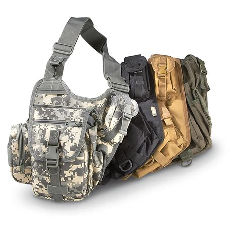 military style sidekick sling bag  military style backpacks bags  sportsmans guide