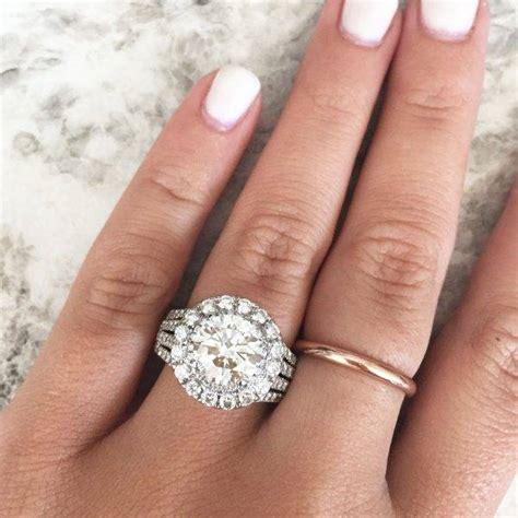 big engagement rings raymond lee jewelers